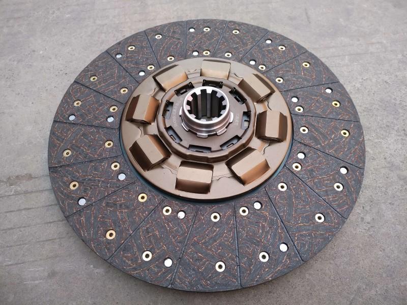 Φ430-50.8mm三级减震(包簧)离合器片(从动盘总成)/Φ430-50.8mm
