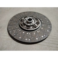 Φ430-44.5mm三级减震离合器片(从动盘总成)