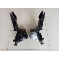大运N8V保险杠支架焊接总成左403MBA02000 保险杠