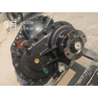 青特四代奔驰桥后轮毂挡油盘QT300S52-3104097
