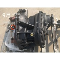青特四代奔驰桥QT300SN1-3502051后钢箍制动鼓