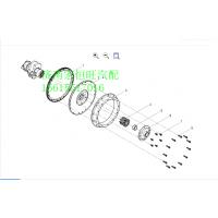 615G00020002潍柴工程机械发动机飞轮联接圈