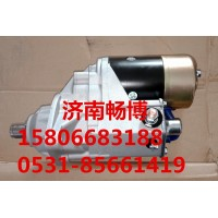 S6D102起动机 小松起动机02400-03060