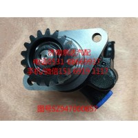 陕汽原厂转向油泵、助力泵SZ947000857