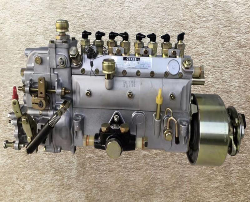 Fuel injection pumpForward