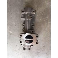 081V08102-0410重汽曼MC07发动机排气歧管