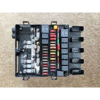DZ93189712170  底盘中央电器盒 X5000