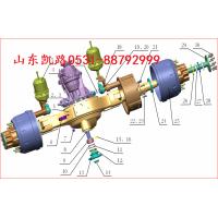 山东凯路车桥欧曼青岛一汽车青特QT440S紧固螺栓