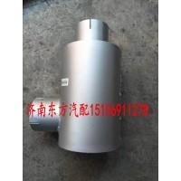 WG9525540300前置消声器总成