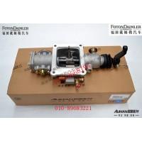 操纵装置总成R0T-1703010-85-Y