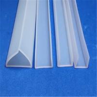 硅胶防撞机械密封条设备封边边缘防护耐高温密封胶条