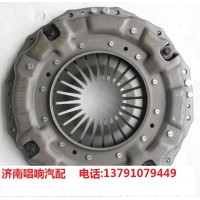 WG9115160005压盘395离合器压盘重汽陕汽