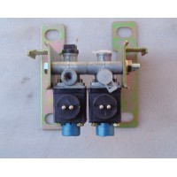 H0366040037A0电磁气阀(二联 快插)