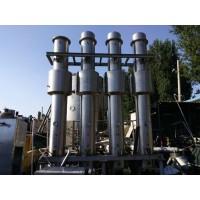 回收二手三效蒸发器 316材质品牌不限