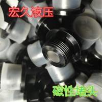 供应磁性堵头 外六角磁性堵头 德标DIN910外六角磁性堵头