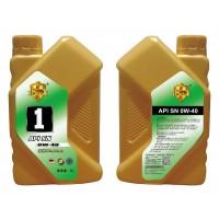 API:SN全合成汽油发动机油0W-40