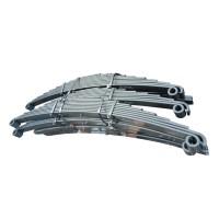 豪沃前钢板总成 型号WG9725520072 承接外贸订单