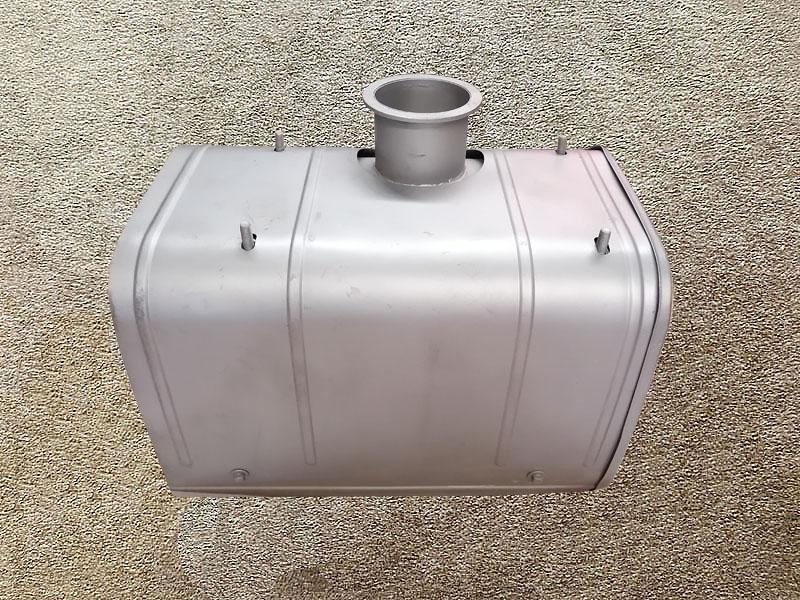 DZ91259540009   消声器 muffler/DZ91259540009