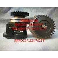 陕汽X3000配套转向助力泵/叶片泵
