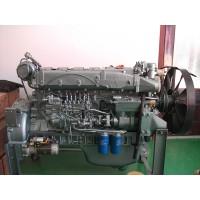 重汽欧Ⅱ发动机
