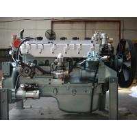 重汽燃气发动机
