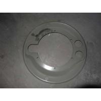 WG9950440061  50矿用车前制动器防尘罩
