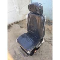 陕汽德龙F3000机械减震主座椅新款面料