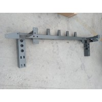 T7保险杠支架WG9925930460