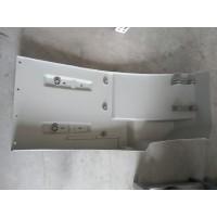 X3000左前轮挡泥板DZ14251230021
