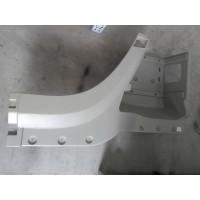X3000左翼子板前段DZ14251240011
