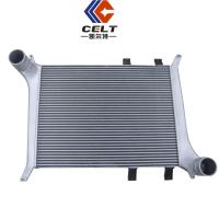 型号WG9725530268 承接外贸订单 豪沃中冷器
