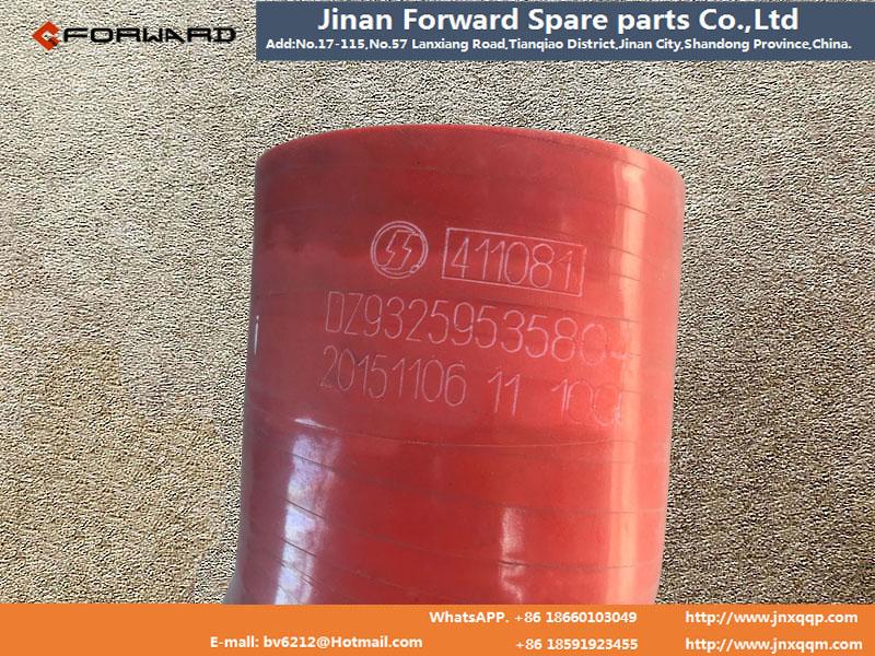 DZ93259535804 散热器出水胶管 F3000/DZ93259535804
