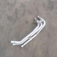 X3000暖风铝管,暖风底盘铝管DZ14251845104
