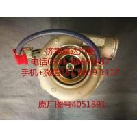 重汽豪沃HX50W发动机涡轮增压器 增压机