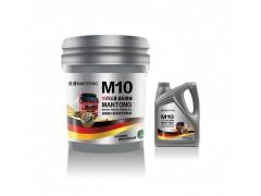 【曼通MANTONG】 M10高端进口国六10万公里专用机油