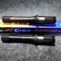 MCP16贯通轴总成 712W35604-0029
