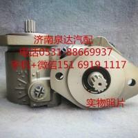 适配康明斯6CT发动机方向机助力泵 转向泵 叶片泵