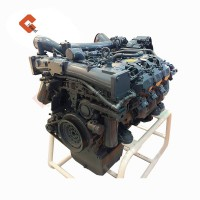 TCD12.0V6  水冷四冲程发动机总成