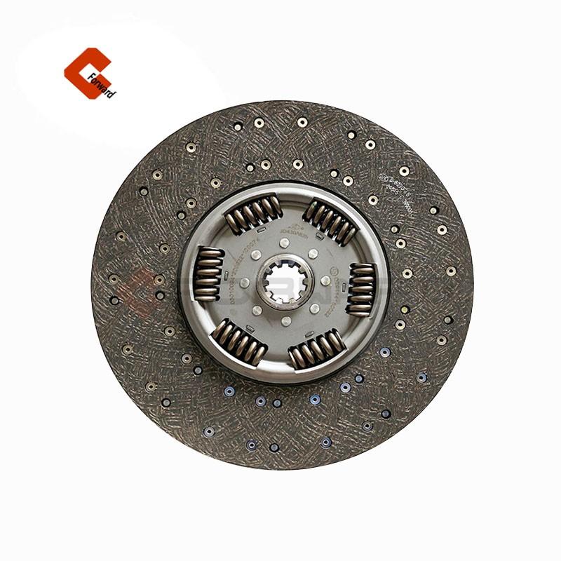 DZ9114160022  离合器从动盘/DZ9114160022