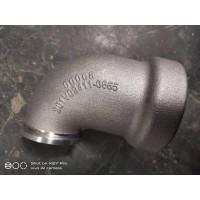 201V09411-0665进气弯管