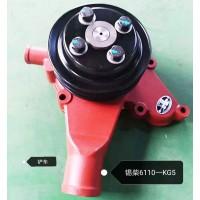 锡柴铲车6110-KG5水泵