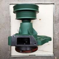 重汽天然气发动机水泵总成