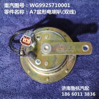 A7盆形电喇叭(双线)WG9925710001