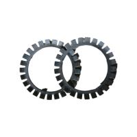 WG680640015凹轮边锁片重卡配件豪沃STR