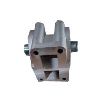 VG1500070051欧二机油滤清底座重汽D10 配件