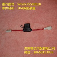 20A保险装置(WG9725580018)