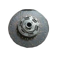 AZ9725160390重汽豪沃从动盘总成、离合器片