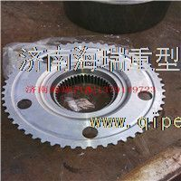 郑州宇通YT3501大江桥宽体矿车小轮边内齿圈支架