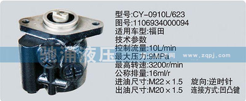 其他系列转向泵/1106934000094