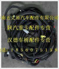 陕汽德龙发动机、变速器电线束